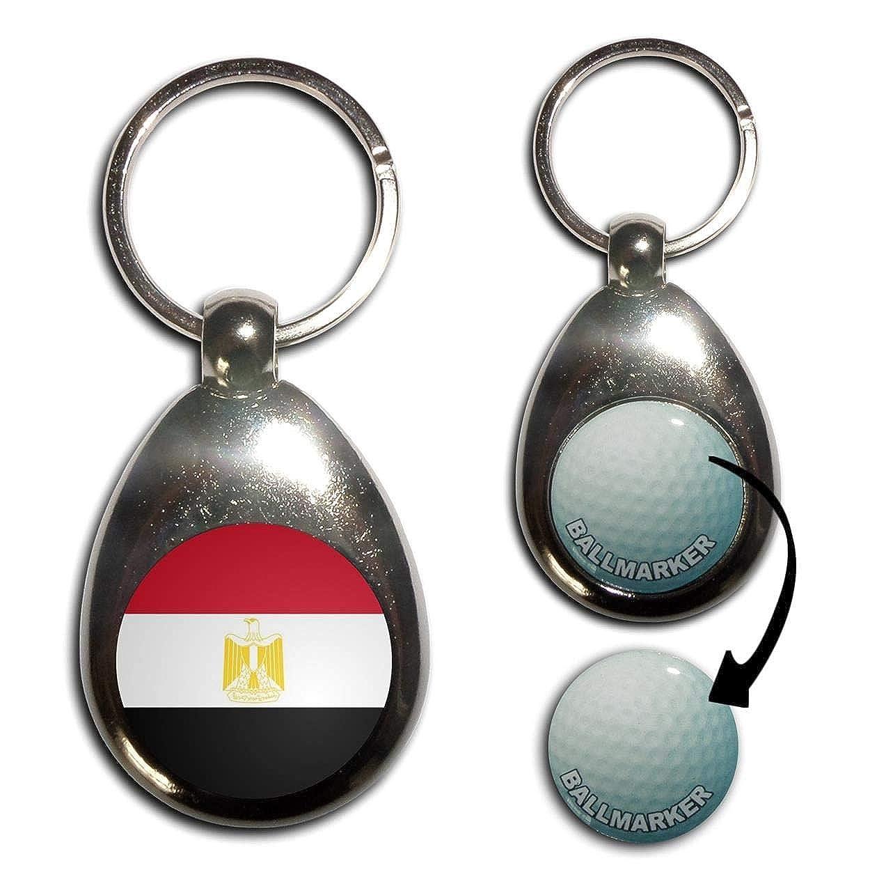 Amazon.com: Bandera de Egipto – marcador para pelota de Golf ...