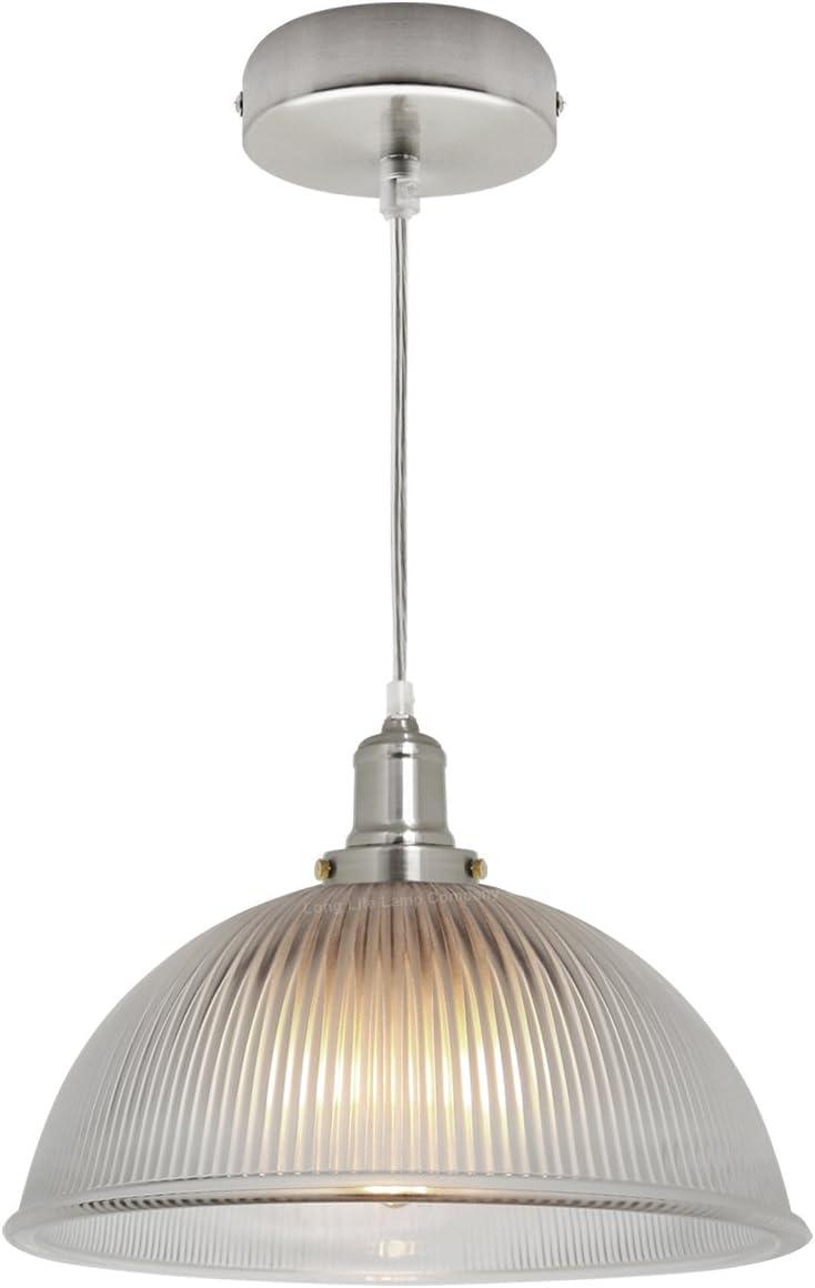 Antique Silver Vintage Pendant Light Retro Glass Ceiling Light Shade M0022 Amazon Co Uk Lighting