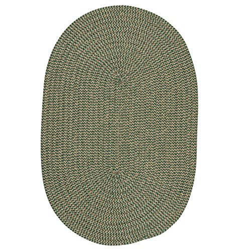 - Softex Check Rug, 5 by 8-Feet, Myrtle Green Check