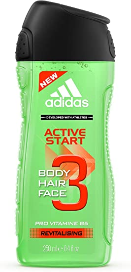 Adidas Active Star Gel de ducha para Hombre - 250 ml.: Amazon.es ...