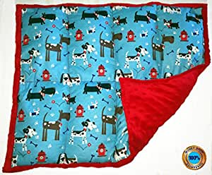 Weighted Sensory Lap Pad - 5 lbs - Dog Fancy