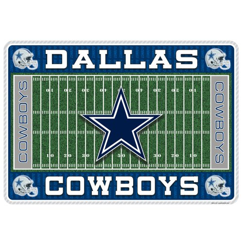 NFL Dallas Cowboys Placemats