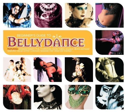 Beginners Guide To Bellydance - 3 x CD Box Set by Various Artists (2008-05-04)