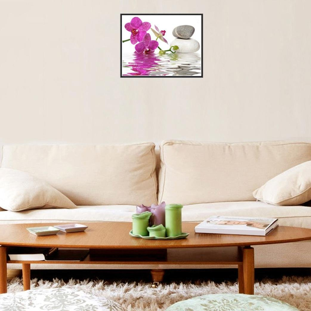 Iuhan 5D Diamond Embroidery Painting A 5D Embroidery Paintings Rhinestone Pasted DIY Diamond Painting Cross Stitch