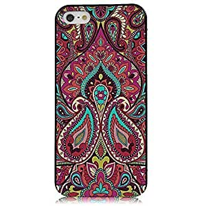 5c Case iphone 5c Case Sunshine Case iphone 5c Case iphone 5c Cell Phone Case iphone 5c Coloful Painted PC Hard Protective Case for iphone 5c Cover Shell - Totem Colored