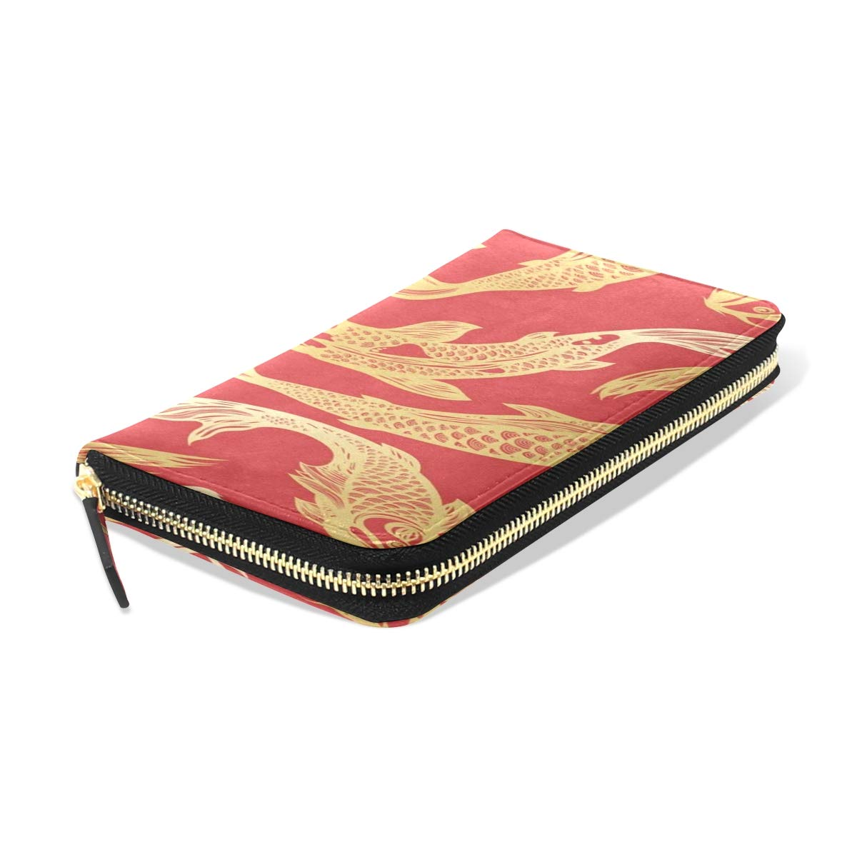 Womens Wallets Tribal Ethnic Camel Portrait Leather Passport Wallet Coin Purse Girls Handbags