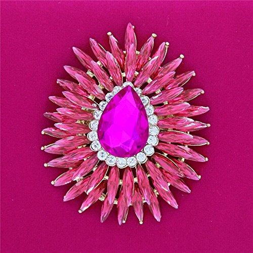 Main Rose Rose Diamants Red Mariage Sac Luxe Banquet Femmes à Color Red de discothèques Sac Miss cosmétique Joy Mariage décorer Mariage pour soirée Sac de de ABgw6S