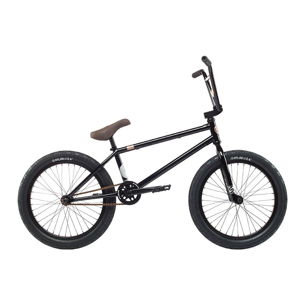 自転車 bmx STOLEN ストーレン SINNER FC XLT RHD BLACK W/ROSE GOLD 20インチ 完成車 完全組立 S074 B074KGF93MBLACK-W-ROSE-GOLD SINNER-FC-XLT-RHD