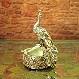 WWQY European resin crafts home trinkets hotel study practical gift peacock ashtray 10 10 15 , 101015