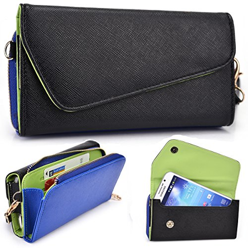 Apple iPhone 7 Plus, iPhone 6 6s Plus Accessories / Ladies Cell phone Purse with Strap