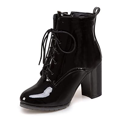 258031014 Brooklyn Walk Size 33-45 Fashion Party Boots Women Shoes Woman High Heels  Zip Up