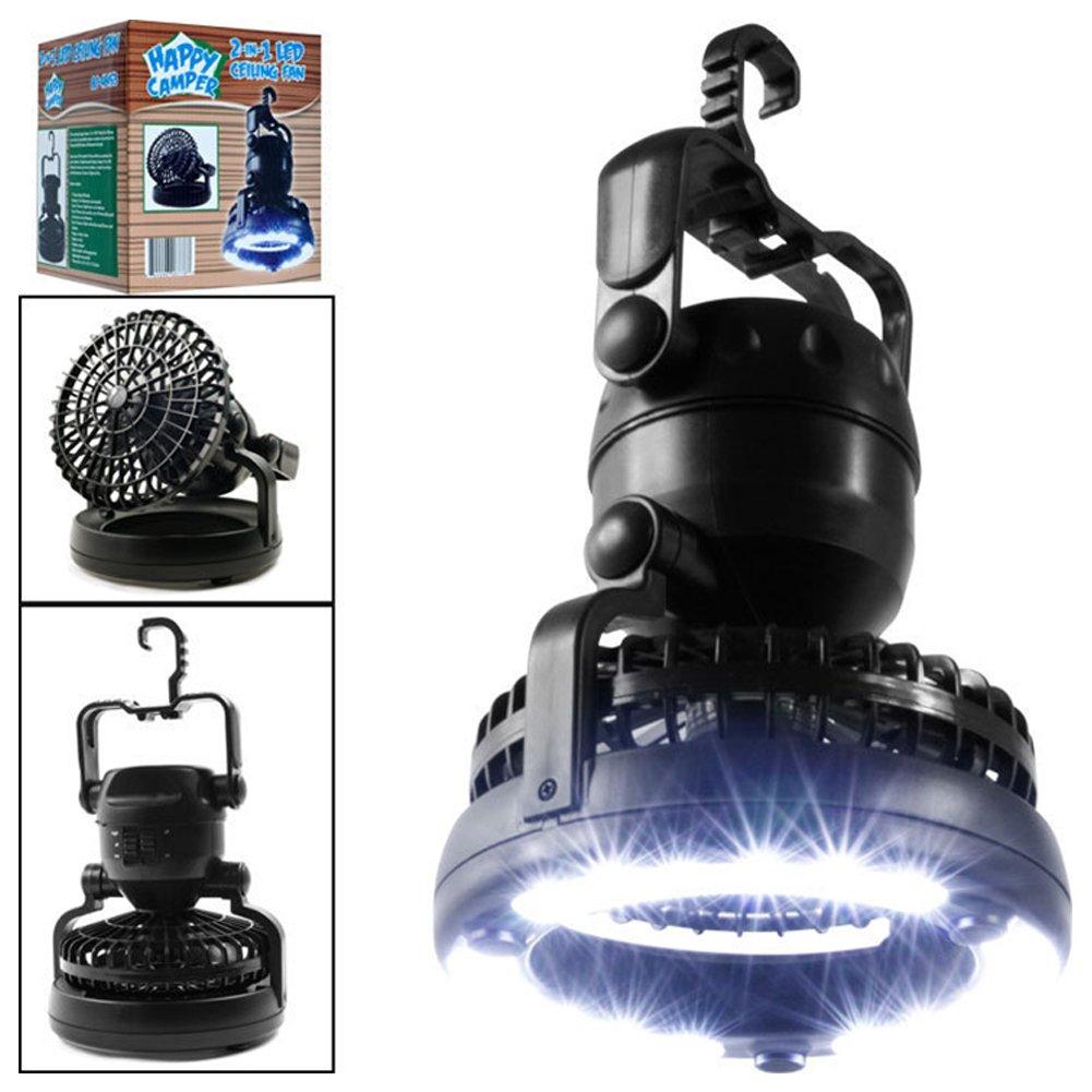 BBQ Light/Fans Lights Camping Night Lamp/18 LEDs Super Bright Grill Light/Multi-Function Outdoor Lights AOKARLIA