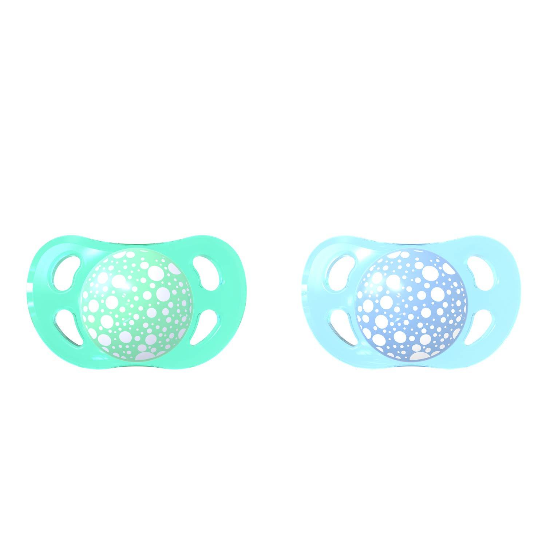 Twistshake 78285 - Chupete, color pastel azul verde: Amazon.es: Bebé