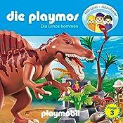 Die Dinos kommen (Die Playmos 3) | Simon X. Rost, Florian Fickel