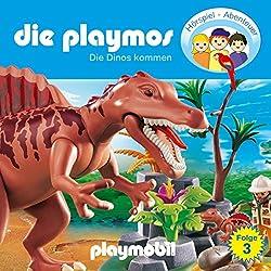 Die Dinos kommen (Die Playmos 3)