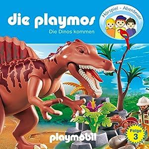 Die Dinos kommen (Die Playmos 3) Hörspiel