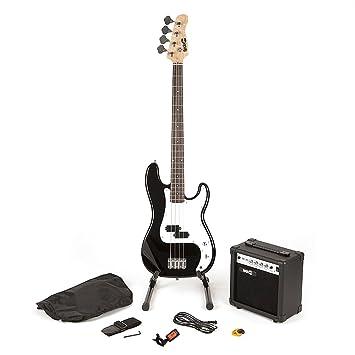 RockJam RJBG01-SK-BK - Kit con amplificador: Amazon.es: Instrumentos musicales