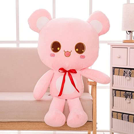 YEARYOWN Peluches Animales Lindos Oso Súper Suave Kawaii ...