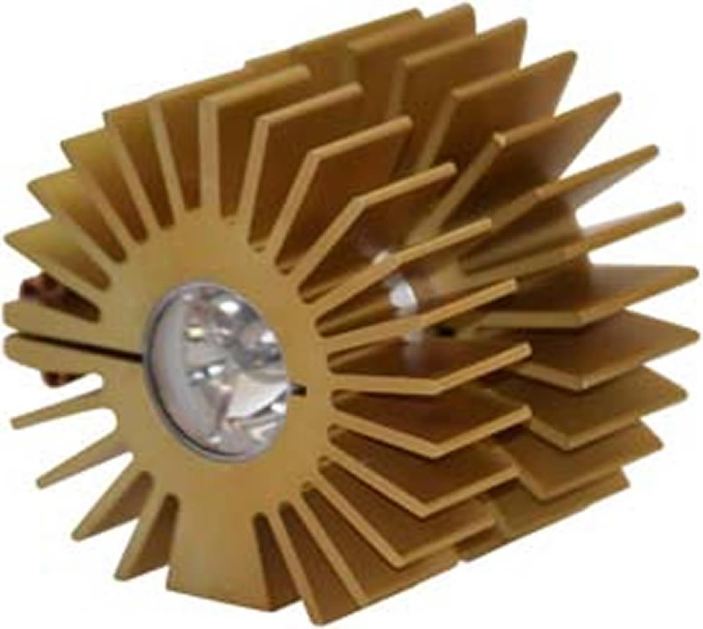 BULB & HEAT SINK for STRYKER 220-201-000, X-8000 LAMP 300WATTS by Reliable Supply