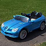 Original Mercedes Slr722 with License New Generation Remote Control 3 Speeds 1/4 Scale Rc Sport Classic Roadster Car for Sale Kids Electric Ride on Toy with Two Motors Mp3 Connection Electric Toys for Children