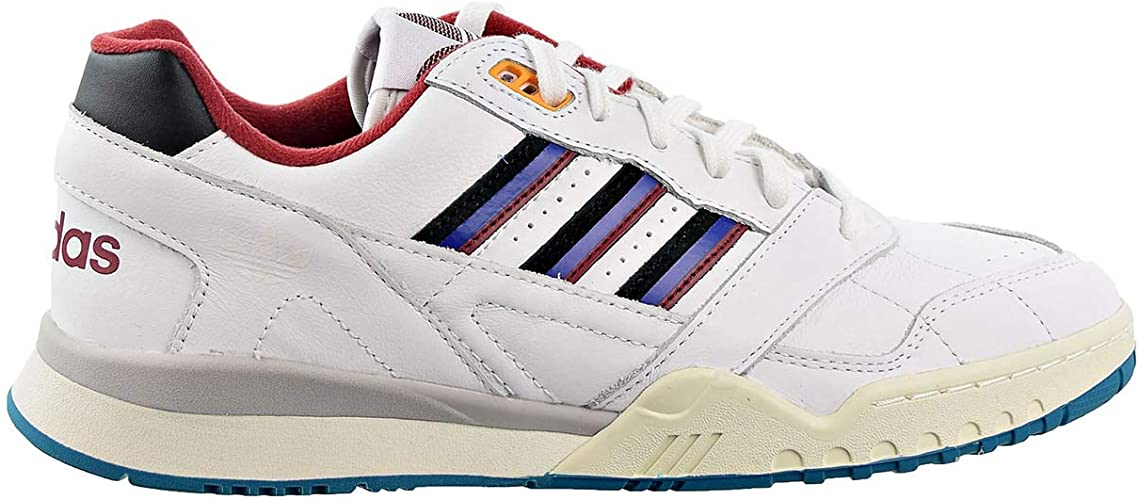 adidas AR Trainer Future White & Core Burgundy Shoes