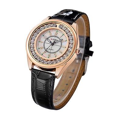 Rcool Relojes suizos relojes de lujo Relojes de pulsera Relojes para mujer Relojes para hombre Relojes deportivos,Reloj de pulsera de cuarzo.