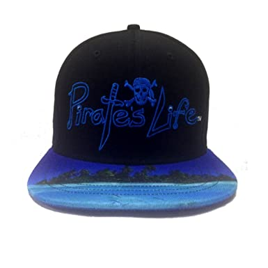 99c6fc66f432e Pirate s Life Flex Fit Hat - Pirate Hats Surfing Fishing Beach ...