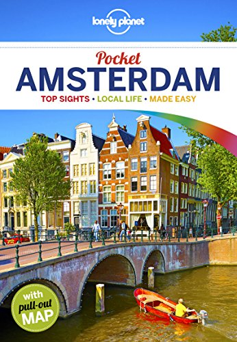 Lonely Planet Pocket Amsterdam (Travel Guide) by Lonely Planet