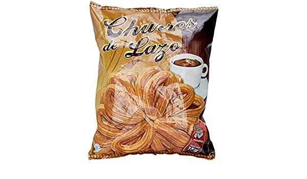 Delicias de Espana, Spanish Churros, 2.2 Lb, (frozen): Amazon.com: Grocery & Gourmet Food