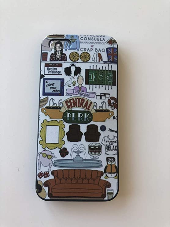 Coquefone Coque iPhone 5/5S Se Friends Central Park TV Série ...