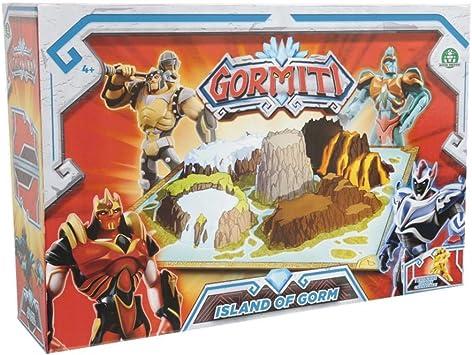 Gormiti la Isla de gormiti+Figuras: Amazon.es: Juguetes y juegos