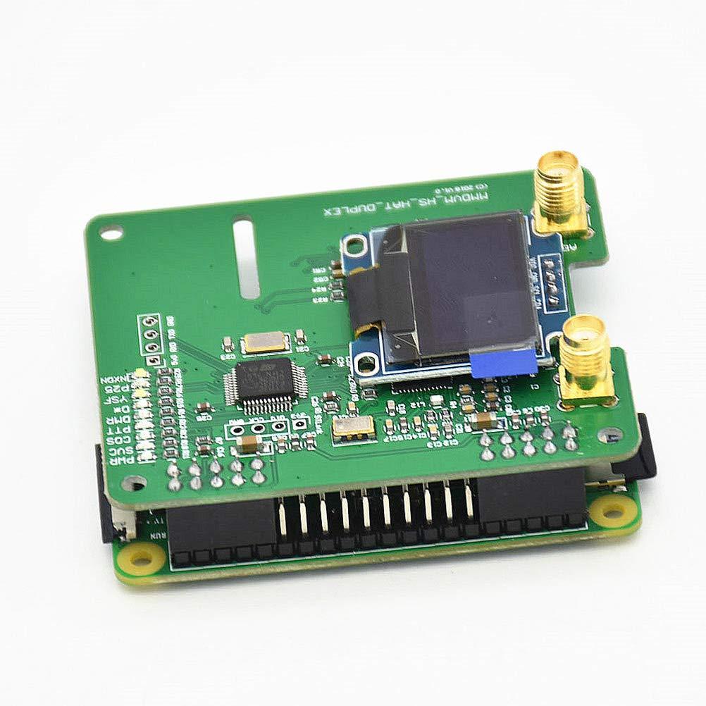 OLED OUNONA MMDVM/_HS/_Dual/_Hat Duplex MMDVM Hotspot P25 DMR YSF NXDN Pi Revision 1.2