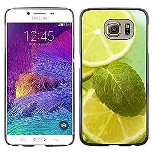 Paccase / SLIM PC / Aliminium Casa Carcasa Funda Case Cover - - Samsung Galaxy S6 SM-G920