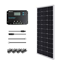 Deals on Renogy 100W 12V Monocrystalline Solar Starter Kit