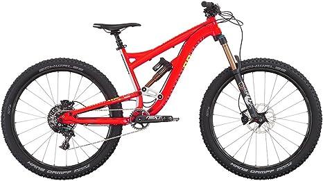 DIAMONDBACK Mission Pro - Bicicleta de Enduro, Color Rojo, 15 ...