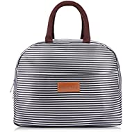 BALORAY Lunch Bag Tote Bag Lunch Organizer Lunch Bag...