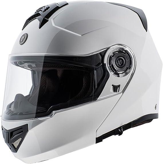 TORC T27 Avenger Full Face Modular Helmet (White