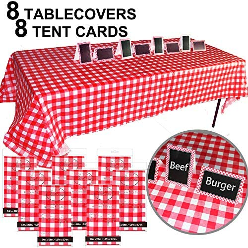 Jalousie Lead Free Tablecloths Chalkboard Decoration product image