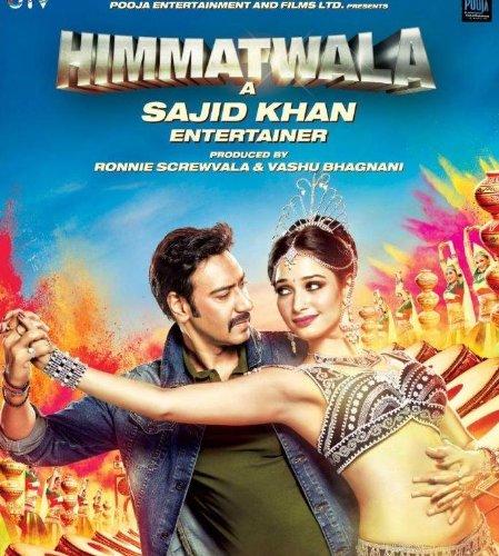 Himmatwala Video CD