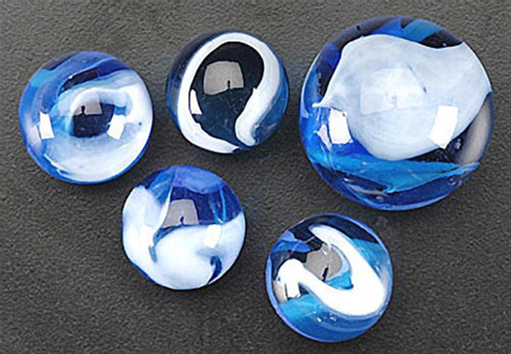 Mega Marbles Blue Jay Marble Net 77575