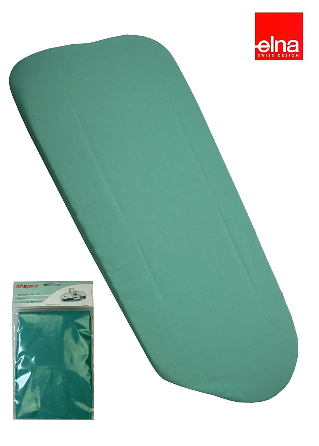 Elna Steam Ironing Press Cover GREEN - Coulings