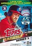 2016 Topps Series 1 Baseball EXCLUSIVE Hanger
