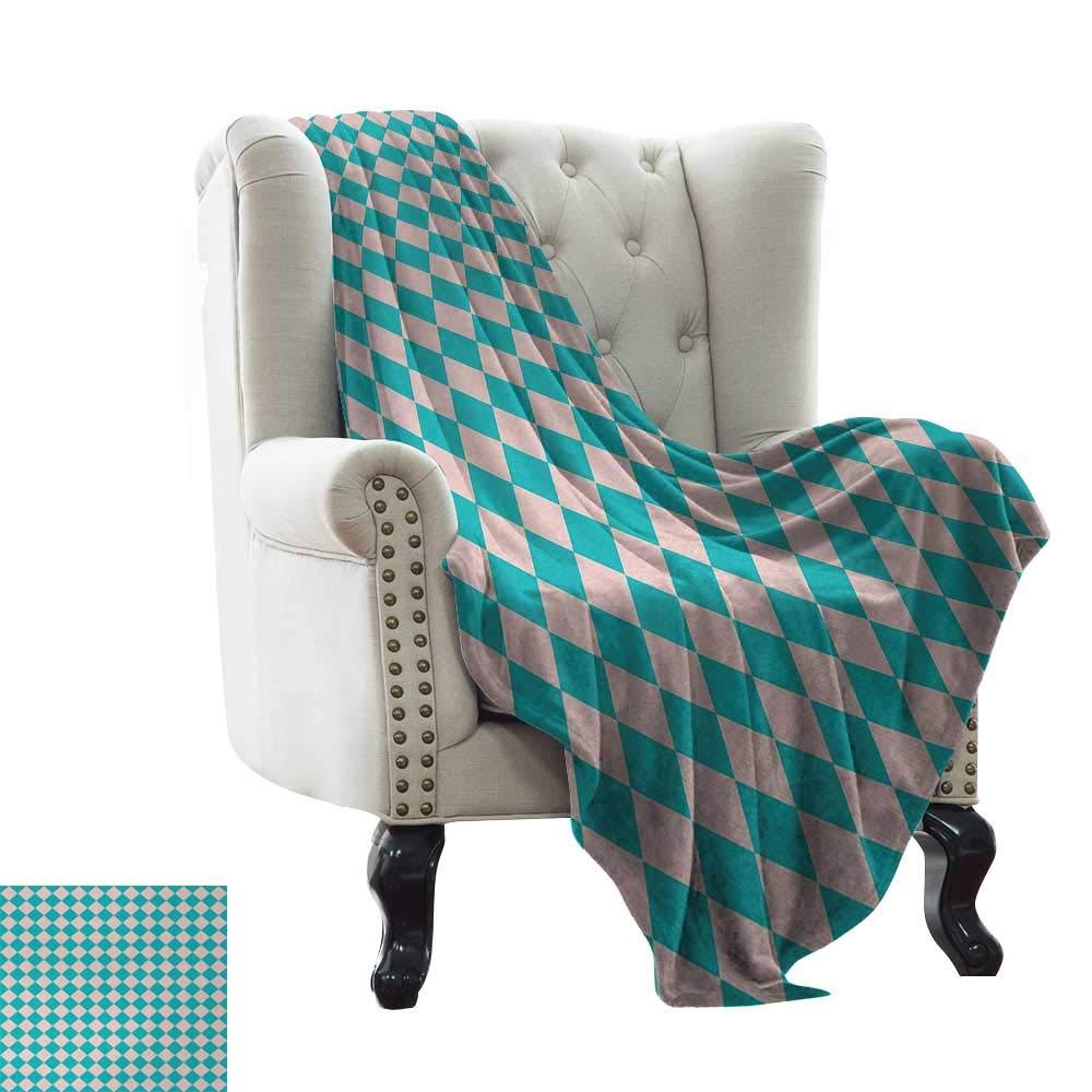 Amazon.com: LsWOW - Manta para bebé, hilo geométrico, diseño ...