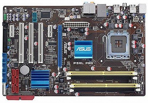 ASUS P5QL Pro LGA775 Intel P43 DDR2-1066 ATX Motherboard (Best Lga775 Motherboard Ddr2)
