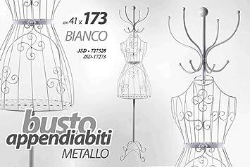 Gicos - X2 Unidades Busto para Mujer Perchero de Metal ...