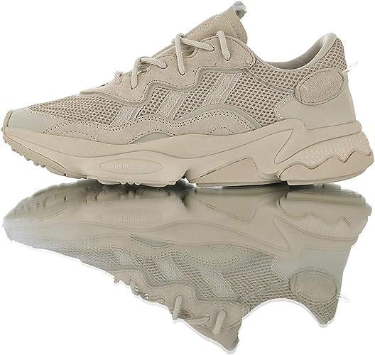 Pegajoso Cien años petróleo crudo  Amazon.com: Aideadis EG1079 Ozweego AdiPRENE - Zapatillas de running para  hombre y mujer, diseño retro, color caqui, Beige, 11: Shoes