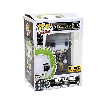 Funko POP! Beetlejuice Plaid Suit #362: Toys & Games