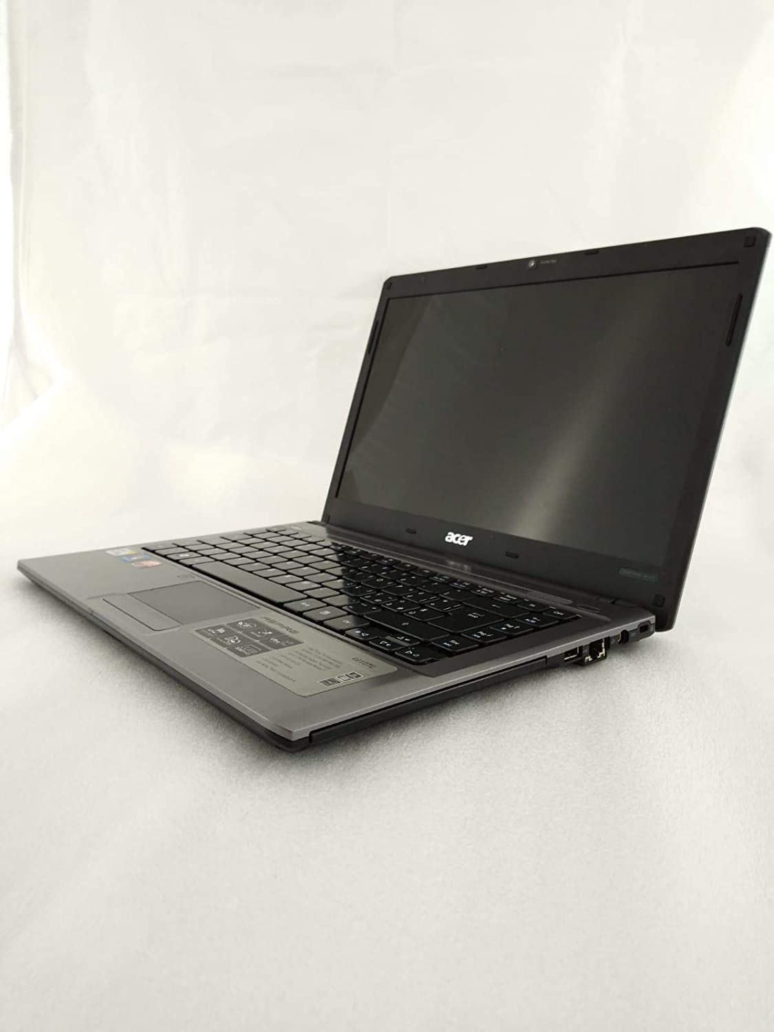 Acer Aspire 4810TG Core 2 Duo 6GB RAM 120GB SSD Win 7 Professional ...