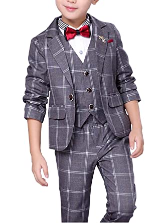 Amazon.com: LapelTuxedos Blazer - Conjunto de traje de ...