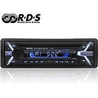 Radio Coche RDS, YOHOOLYO Bluetooth Auto Radio FM